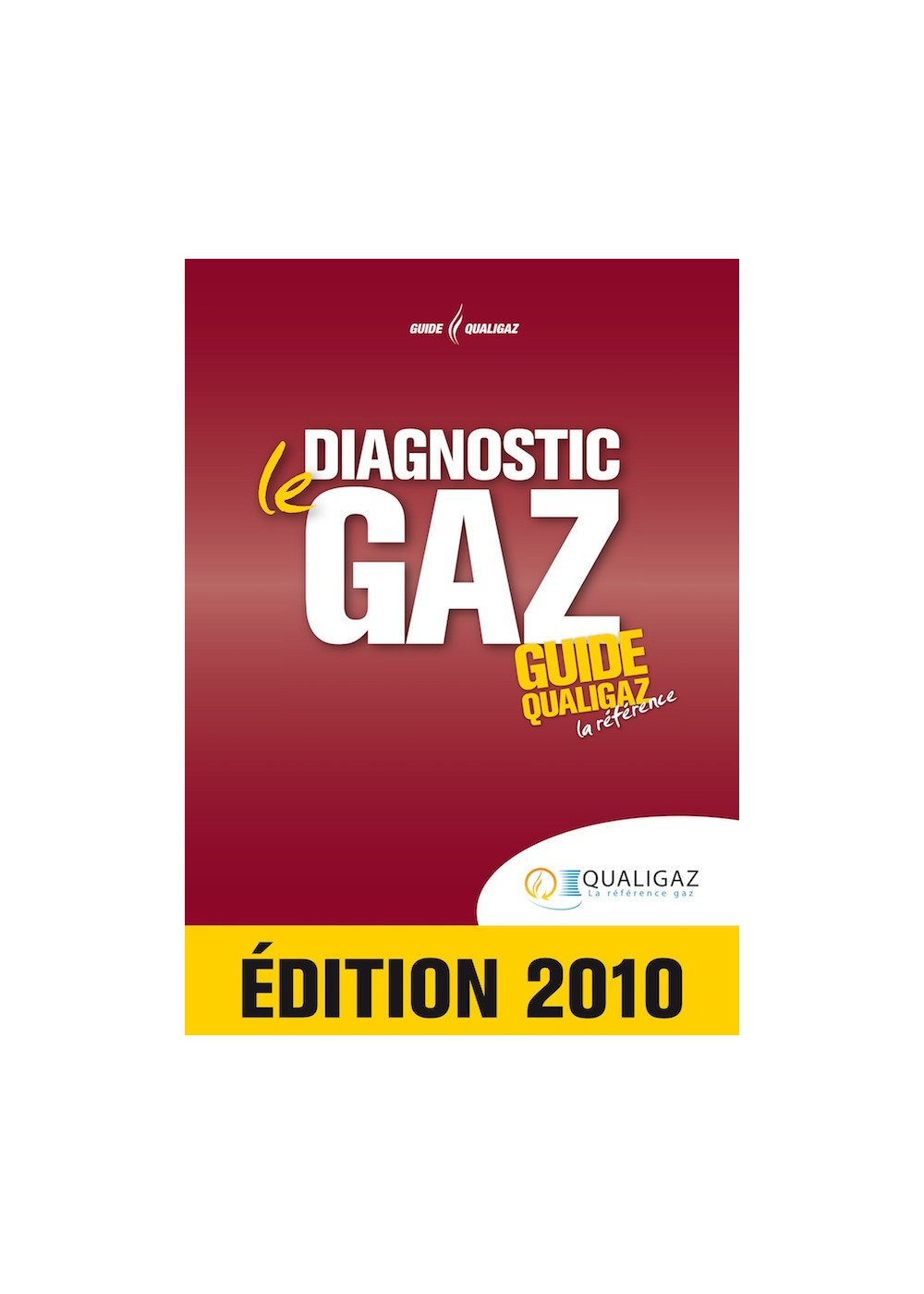 guide qualigaz le diagnostic gaz. Black Bedroom Furniture Sets. Home Design Ideas