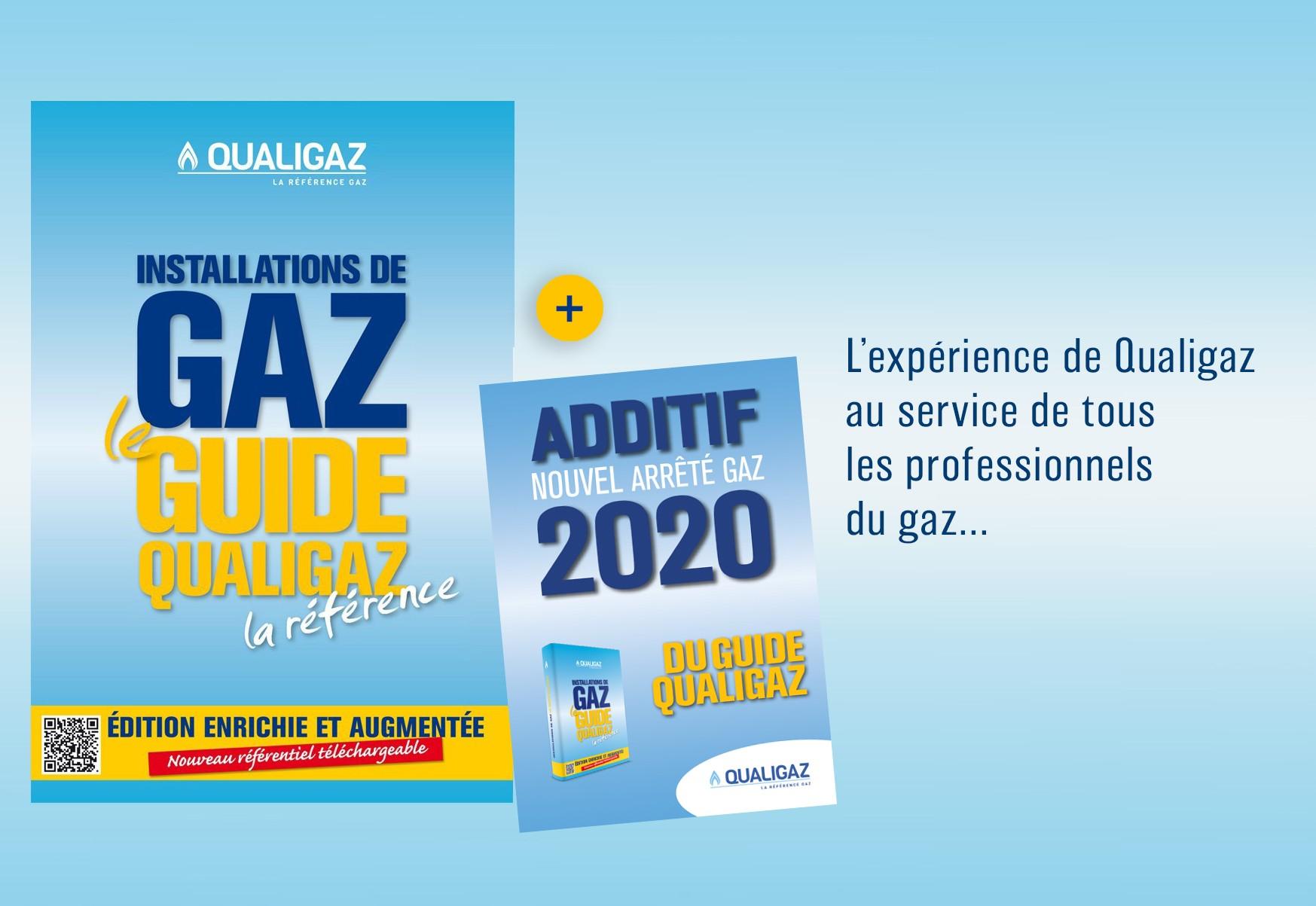 Le guide de référence des Installations Gaz